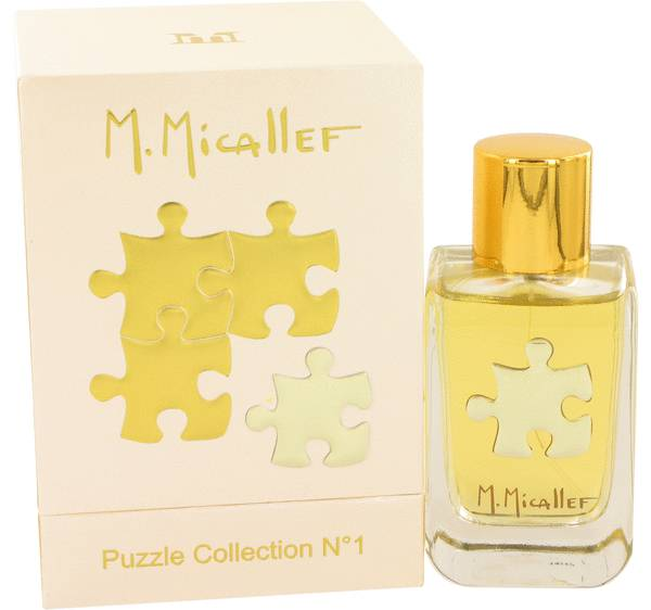 Micallef Puzzle Collection No 1 Perfume