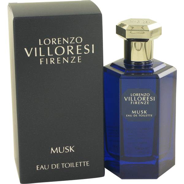 Lorenzo Villoresi Firenze Musk Perfume