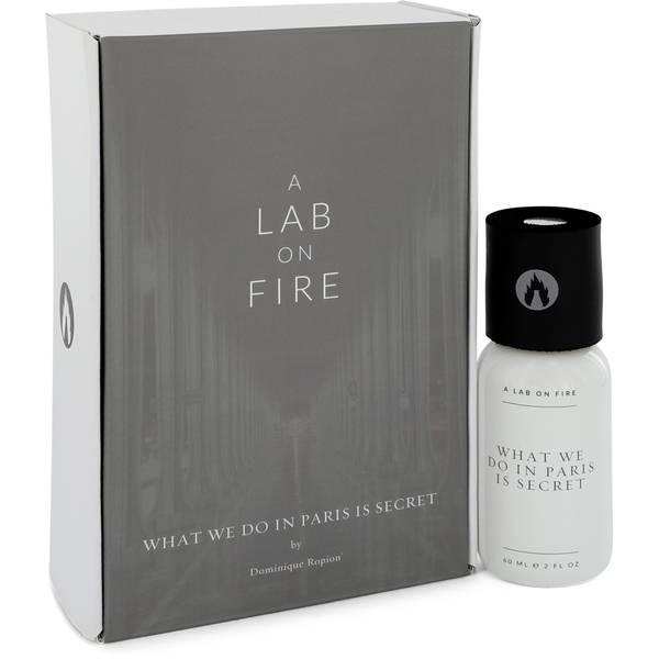 What We Do In Paris Is Secret Perfume
