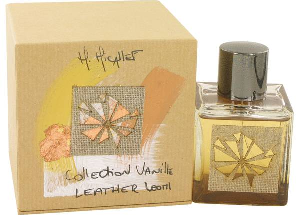 Micallef Collection Vanille Leather Perfume