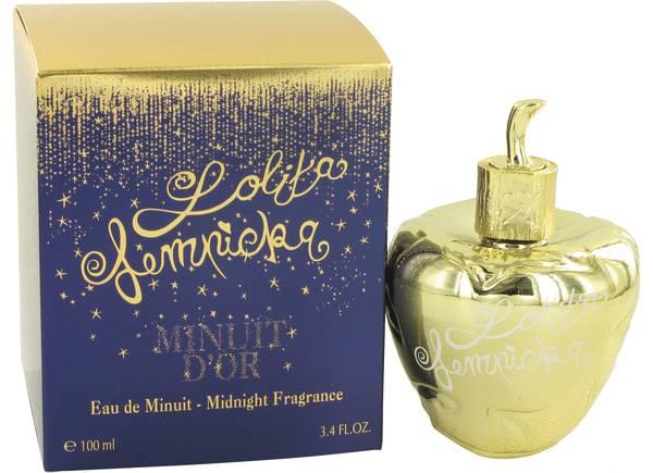 Lolita Lempicka Minuit D'or Midnight Fragrance Perfume
