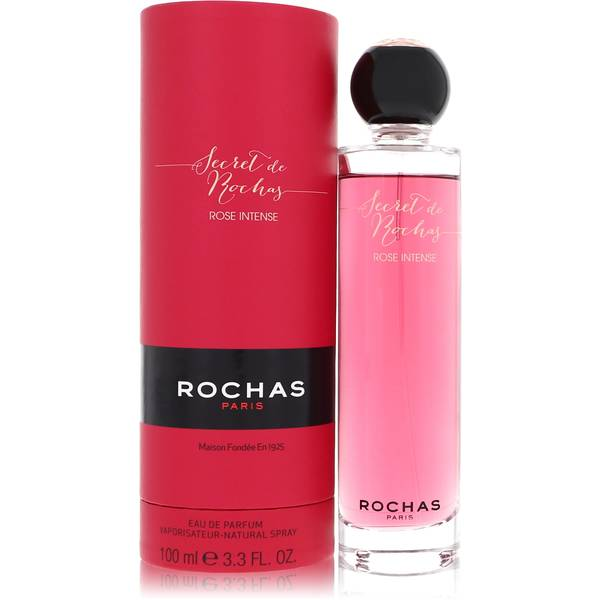 Secret De Rochas Rose Intense Perfume