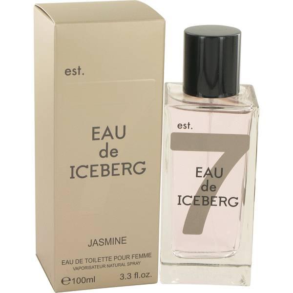 Eau De Iceberg Jasmine Perfume