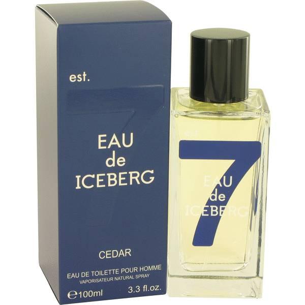 Eau De Iceberg Cedar Cologne