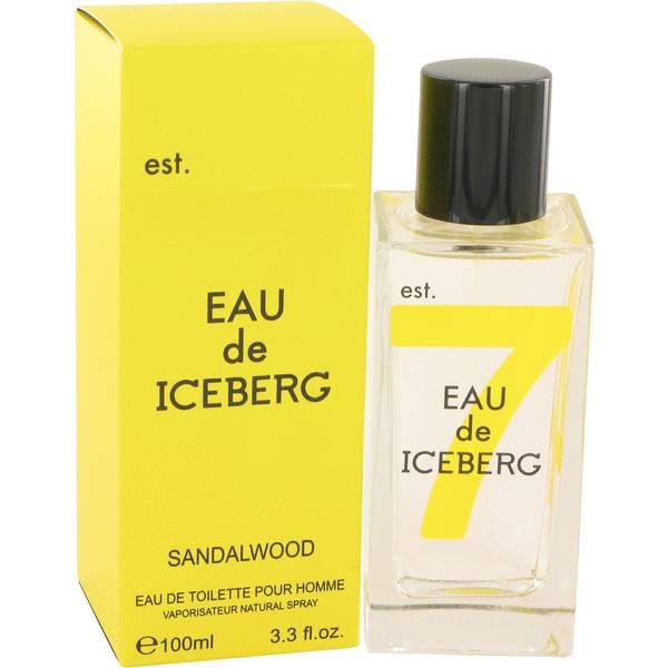 Eau De Iceberg Sandalwood Cologne