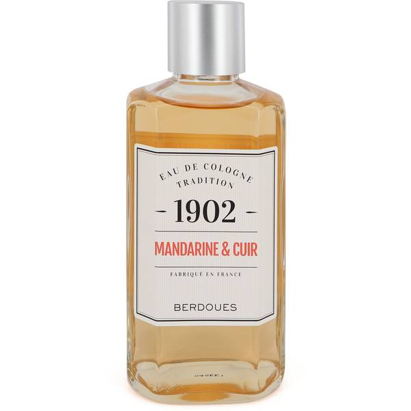 1902 Mandarine Leather Cologne