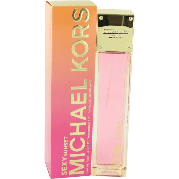 Michael Kors Sexy Sunset Perfume