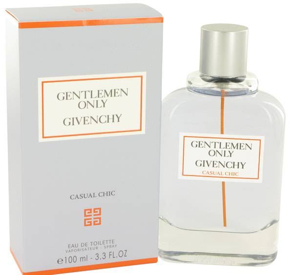 Gentlemen Only Casual Chic Cologne