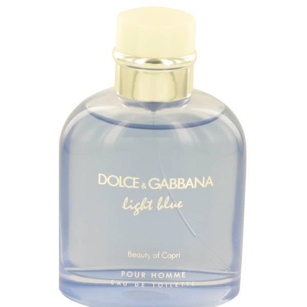 Light Blue Beauty Of Capri Cologne by Dolce & Gabbana