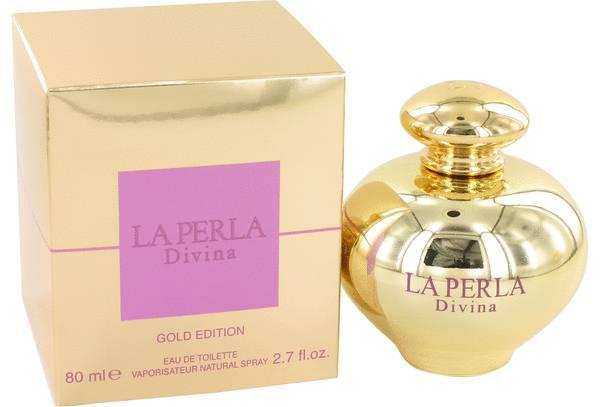 La Perla Divina Gold Perfume