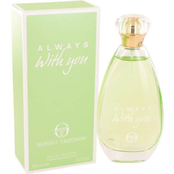 Sergio Tacchini Always With You Perfume