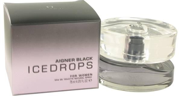 Aigner Black Icedrops Perfume