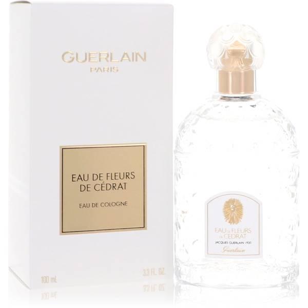 Eau De Fleurs De Cedrat Perfume