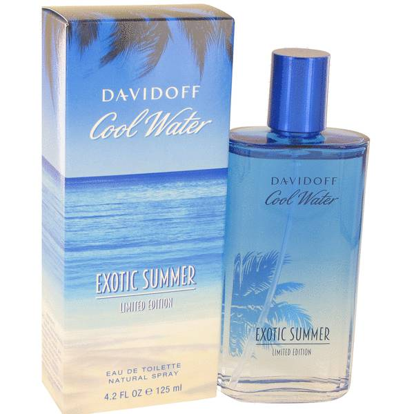 25b5d43b1e4 Cool Water Exotic Summer Cologne by Davidoff