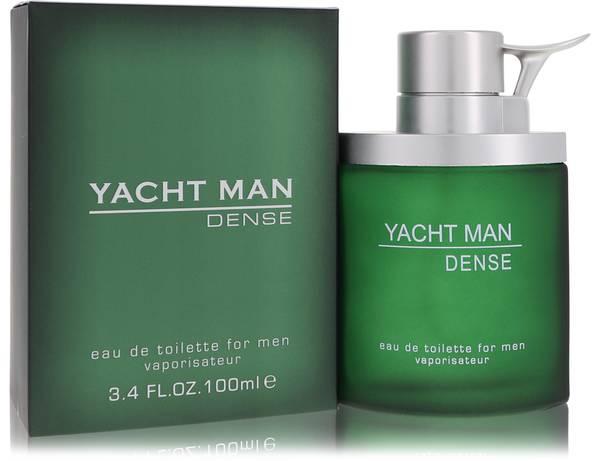 Yacht Man Dense Cologne