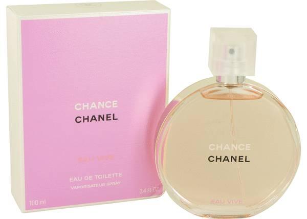 Chance Eau Vive Perfume