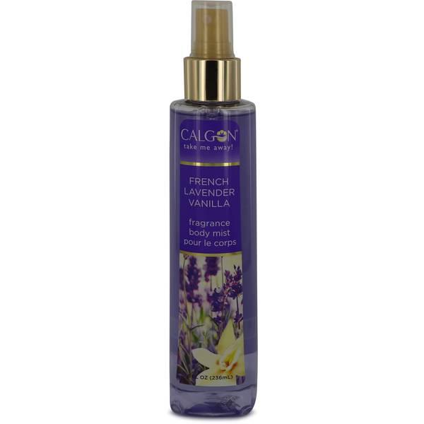 Calgon Take Me Away French Lavender Vanilla Perfume