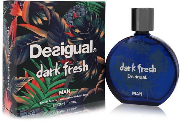 Desigual Dark Fresh Cologne