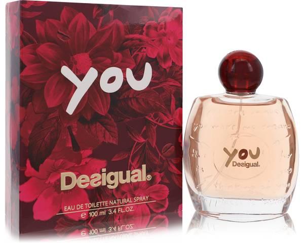 Desigual You Perfume