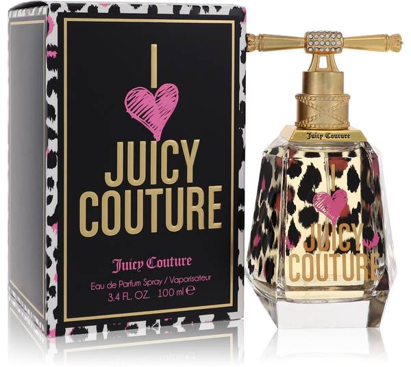 I Love Juicy Couture Perfume