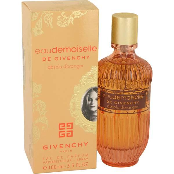 Eau Demoiselle Absolu D'oranger Perfume