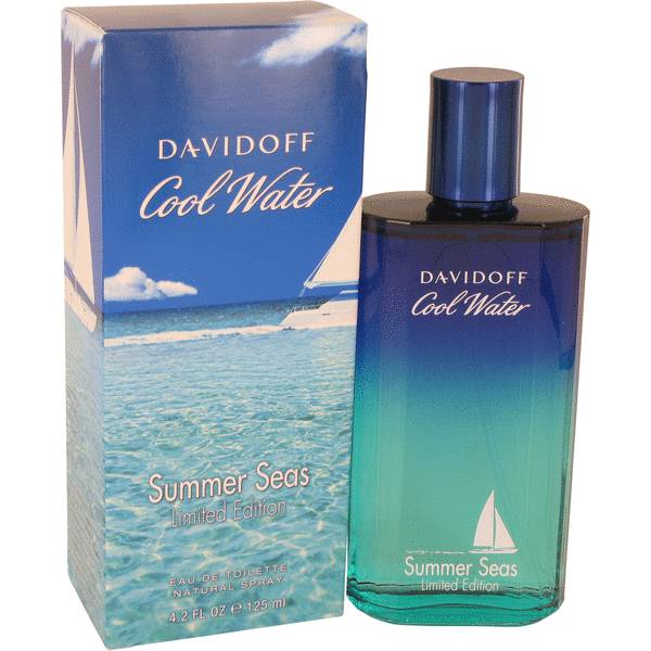 Cool Water Summer Seas Cologne