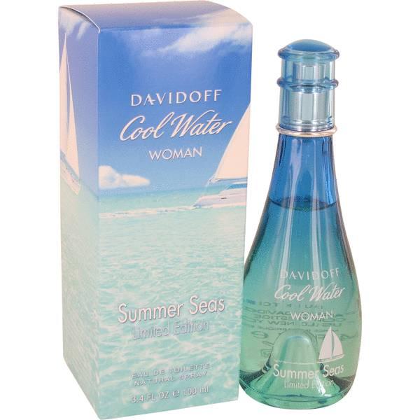 Cool Water Summer Seas Perfume