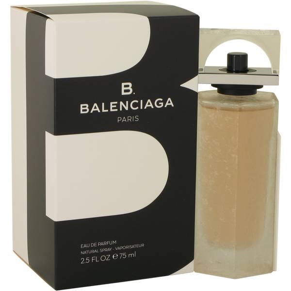 B Balenciaga Perfume