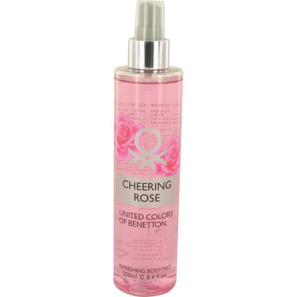 Cheering Rose Perfume