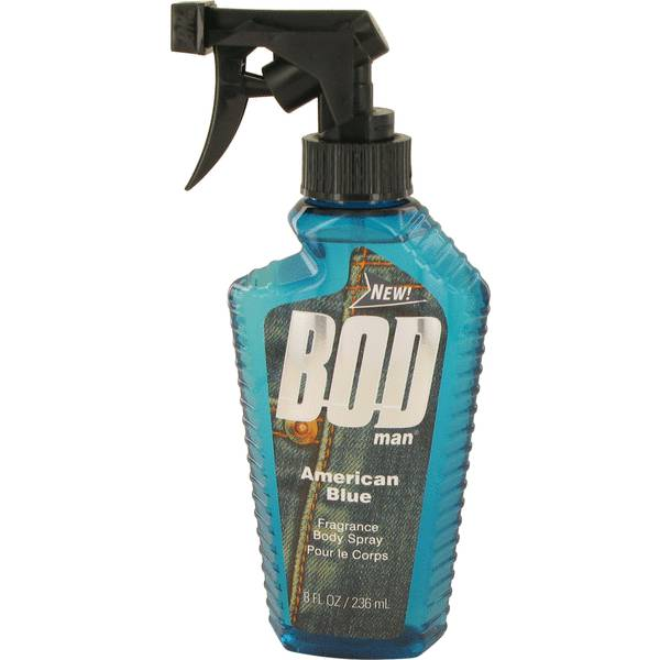 Bod Man American Blue Cologne