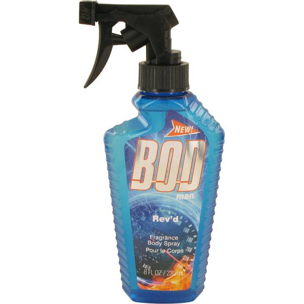 Bod Man Rev'd Cologne