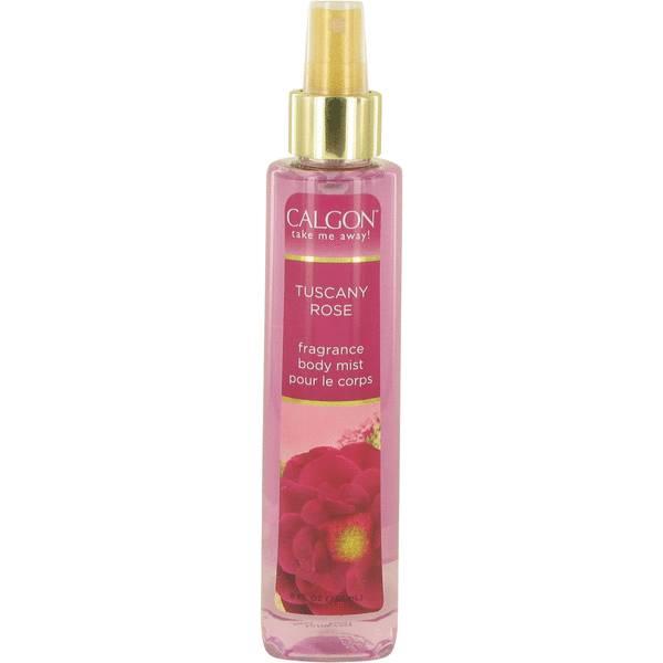Calgon Take Me Away Tuscany Rose Perfume