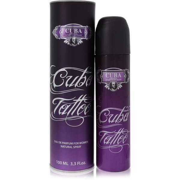 Cuba Tattoo Perfume