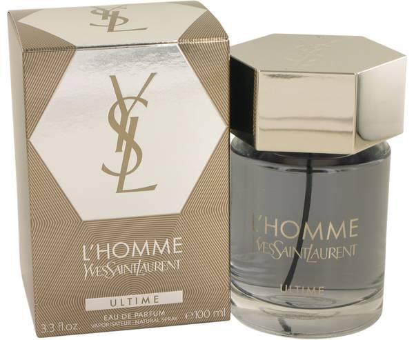 Laurent For By Saint Yves Men L'homme Cologne Ultime 4cqj3LA5R