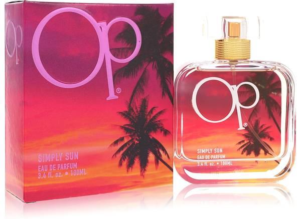 Simply Sun Perfume