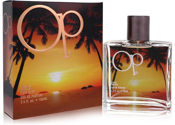 Ocean Pacific Gold Cologne