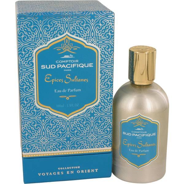Comptoir Sud Pacifique Epices Sultanes Perfume