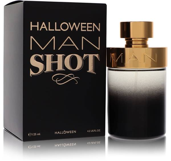 Halloween Man Shot Cologne
