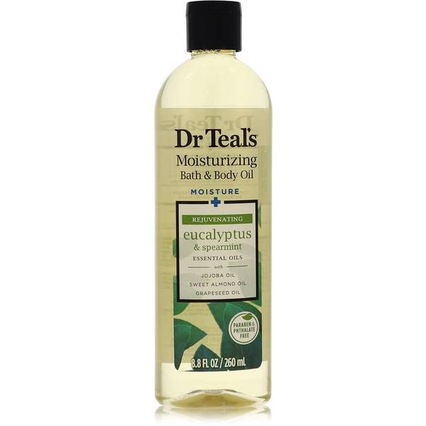 Dr Teal's Bath Additive Eucalyptus Oil Perfume
