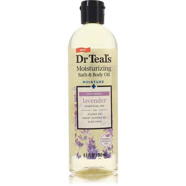 Dr Teal's Bath Oil Sooth & Sleep With Lavender Perfume