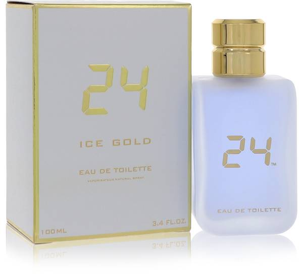 24 Ice Gold Cologne