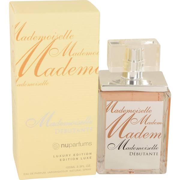 Mademoiselle Debutante Perfume