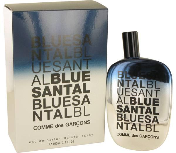 Comme Des Garcons Blue Santal Cologne