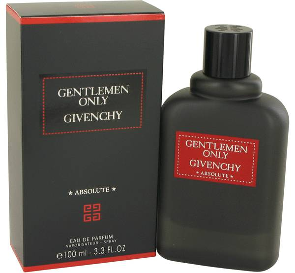 Gentlemen Only Absolute Cologne