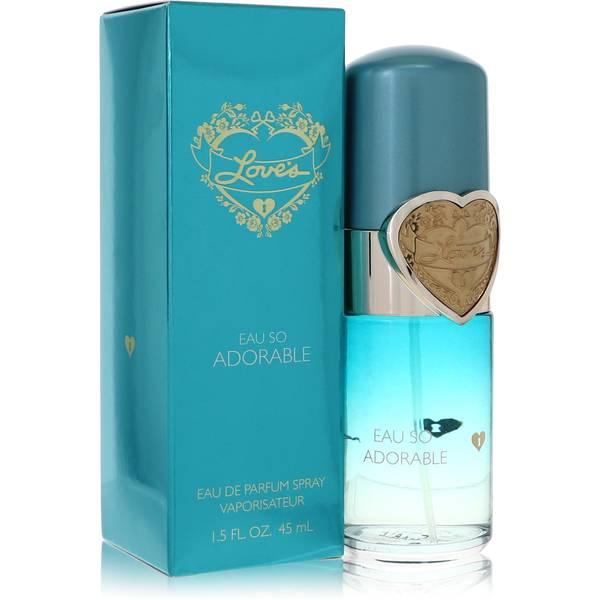 Love's Eau So Adorable Perfume