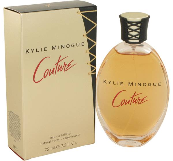 Kylie Minogue Couture Perfume