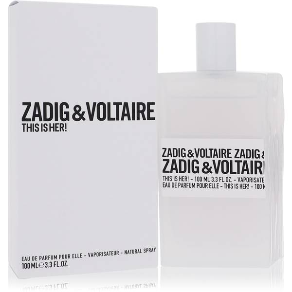 This Is Her Perfume by Zadig & Voltaire