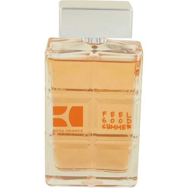 Boss Orange Feel Good Summer Cologne