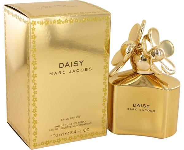 Daisy Shine Gold Perfume