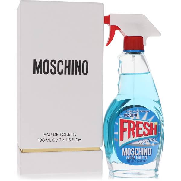 Moschino Fresh Couture Perfume By Moschino Fragrancexcom